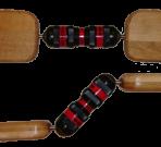Тренажер БИЗОН-1м с квадратными ручками (спецназовская серия).